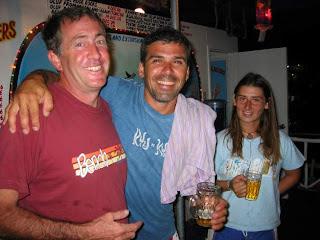 Bob, Clement and Sarah