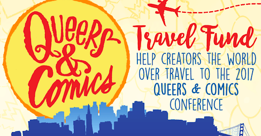 Queers & Comics Conference Travel Fund