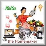 Hallee the Homemaker Blog