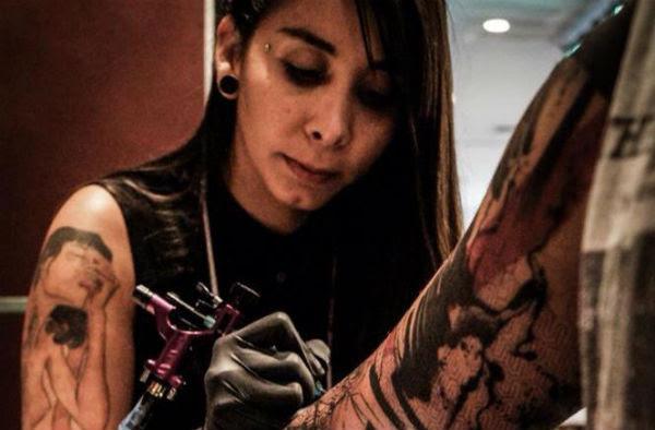 Las 8 Mejores Tatuadoras De Latinoamérica