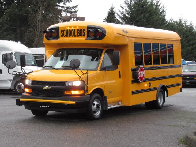 Northwest Bus Sales Inc 2019 Starcraft Quest 30 Passenger