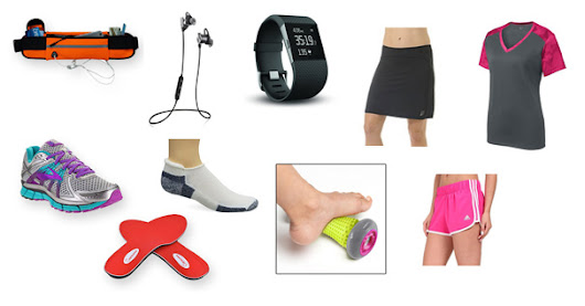 Awesome walking and running accessories to get you up and moving! - Michelle Rogers Healthy Living