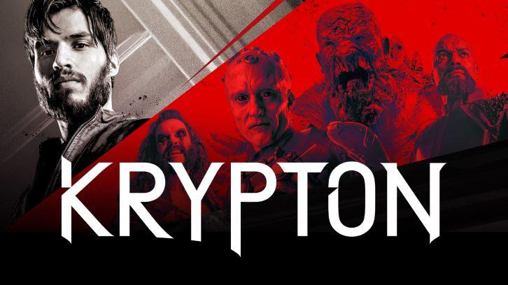 Krypton - Comic-Con 2017 - Live Panel Blog