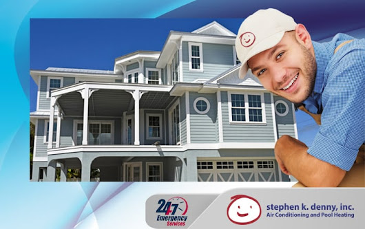 At Stephen K. Denny Air Conditioning we offer only the highest quality products to our customers.  - Stephen K. Denny
