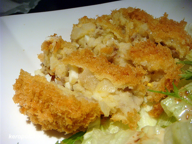 Potato Croquet