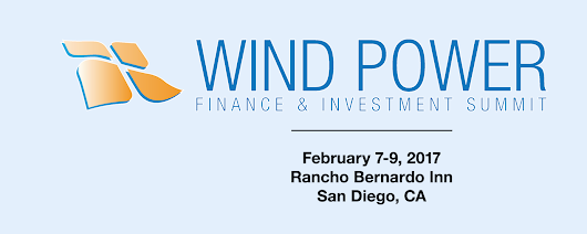 Wind Power Finance & Investment - Presented by Infocast