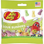 Jelly Belly Confections 3oz Sour Bunnies