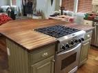 How to Install Butcher Block Countertops IKEA | Vizimac