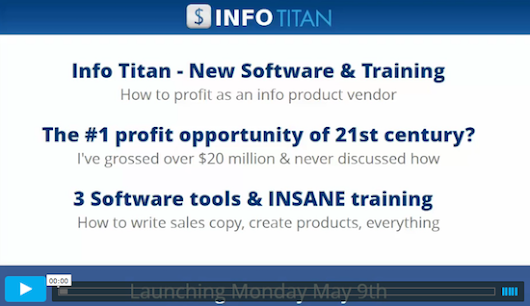 Chris X + Ken O – Info Titan Launch Affiliate Program JV Invite, More. | JVNotifyPro JV (Joint Venture) Blog
