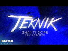 Teknik by Shanti Dope feat. DJ Buddah [Official Lyric Video]