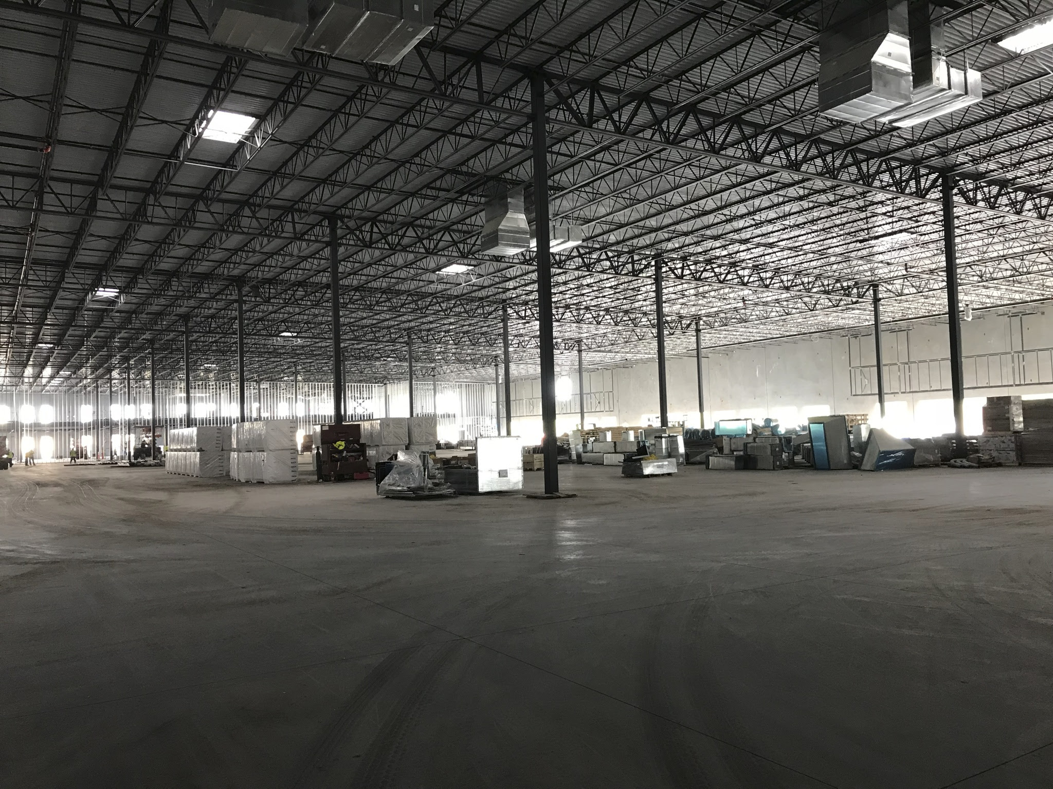 NFI Donates Supply Chain Engineering Services for North Texas Food Bank's Plano Expansion