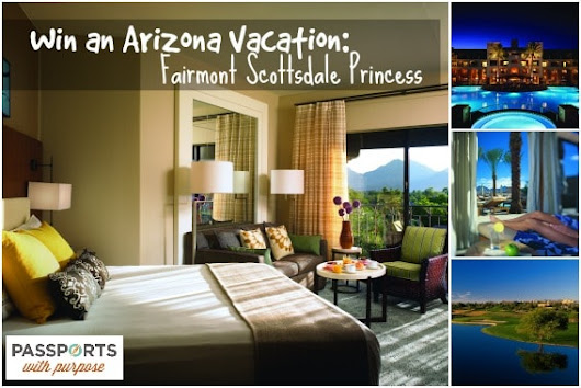 Passports with Purpose: Win an Arizona Vacation
