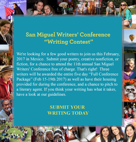 Announcing the 2017 SMWC Writing Contest