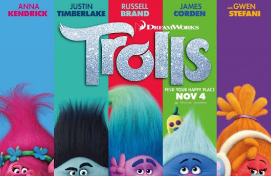Trolls: The gayest movie this year