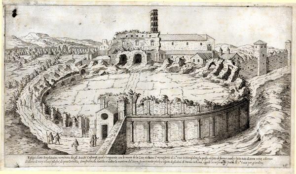 File: Castrensian Amphitheatre - Du Pérac.jpg