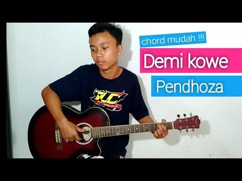 Chord Gitar Demi Kowe - Terkini Banget