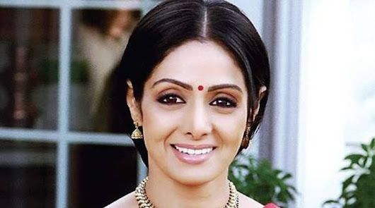 Bollywood actor Sridevi passes away