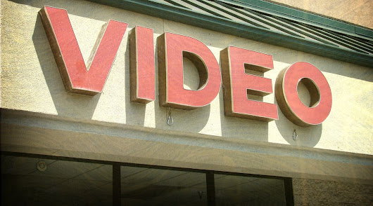 I worked in a video store for 25 years. Here's what I learned as my industry died.