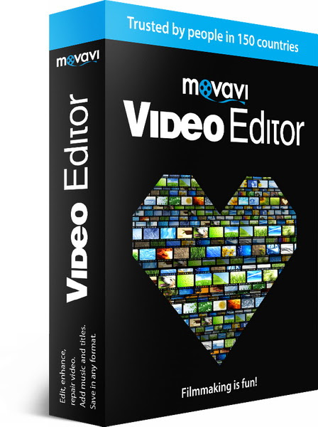 Movavi Video Editor 12.1 Crack Full Version Free Download
