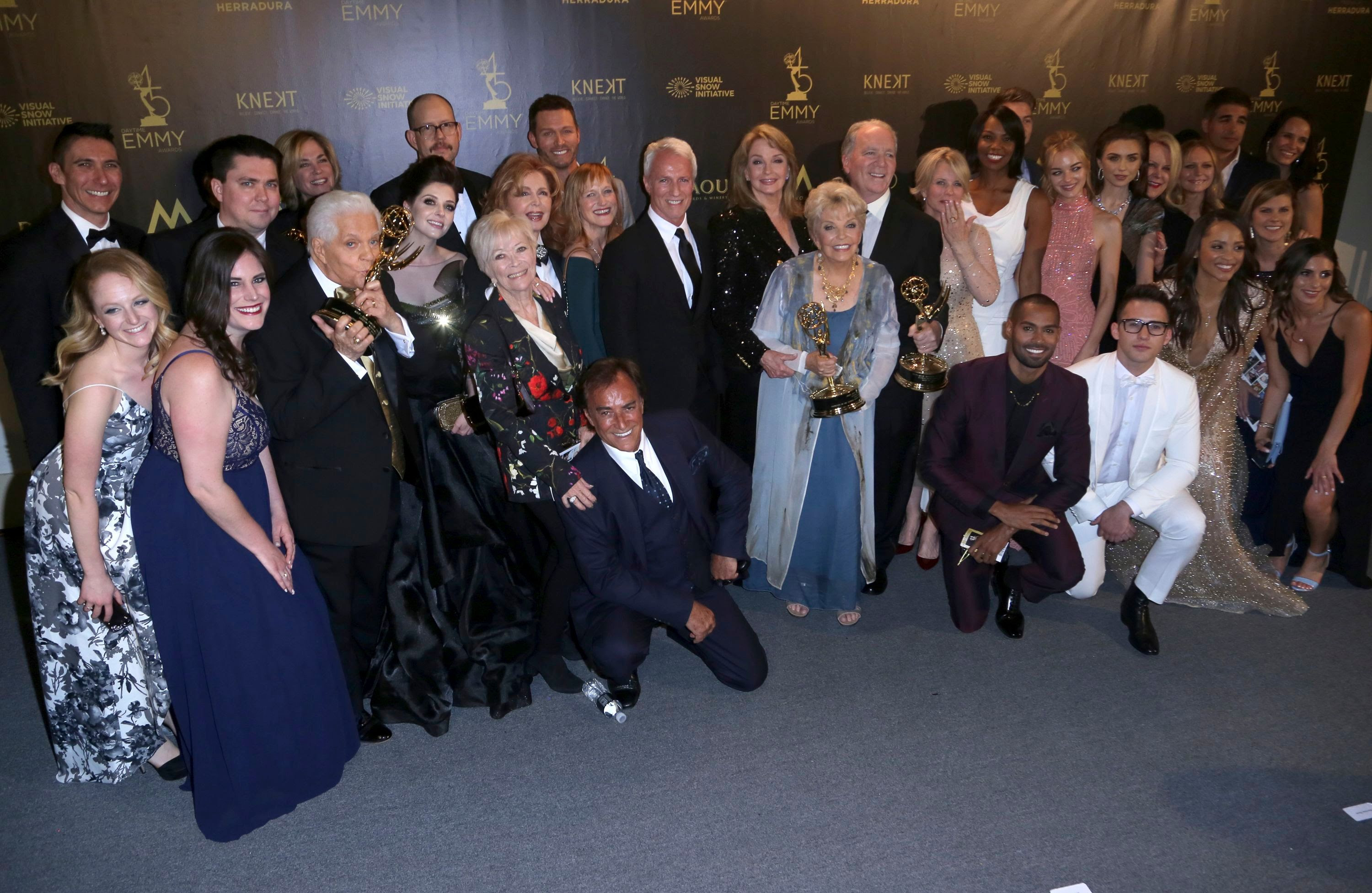 Daytime Emmy Awards Winners: 'Days of Our Lives,' Steve Harvey Lead Tally (Full List)