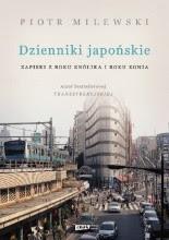 Okładka książki Dzienniki japońskie. Zapiski z roku Królika i roku Konia