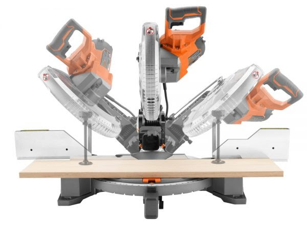 Ridgid 12 Inch Dual Bevel Sliding Miter Saw Review Tool Box Buzz