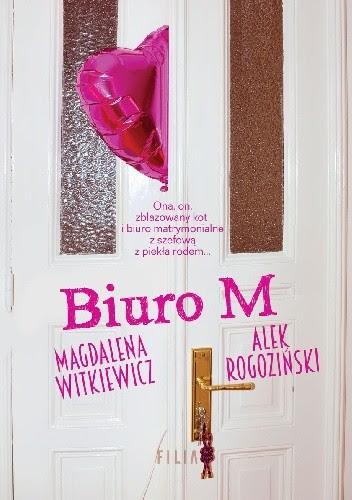 Okładka książki Biuro M