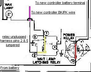 Get 1995 F350 7 3 Glow Plug Relay Wiring Diagram Pictures