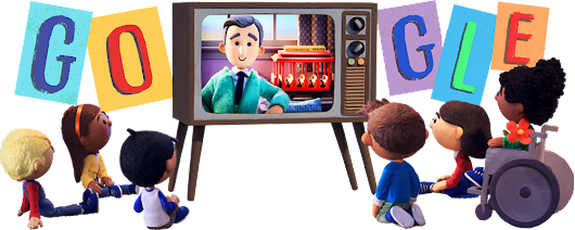 Won't You Be My Neighbor? The story behind today's Doodle for Mister Rogers