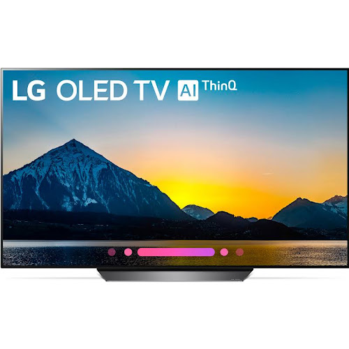 "LG - 65"" Class - OLED - B8PUA Series - 2160p - Smart - 4K UHD TV with HDR"