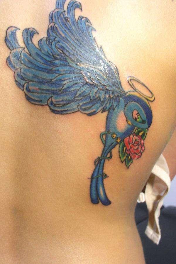 75 Hottest Birds Tattoos Styles Weekly