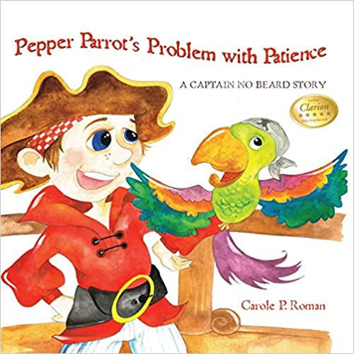 Chat with Vera: Fribbet The Frog And The Tadpoles by Carole P. Roman (A Captain No Beard Story) Review & 3-book Giveaway
