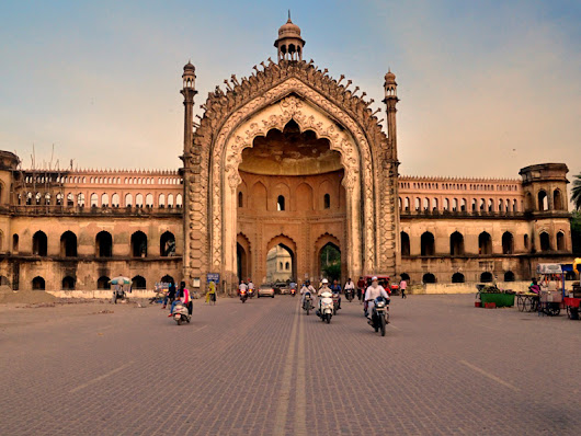 Lucknow - Explore Outing - An App that Travels with You