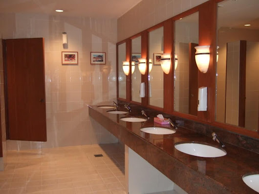 Customize Your Restroom Interior - Green Flush Technologies