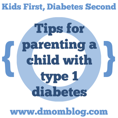 {Kids First, Diabetes Second} Tips For Navigating The School Day