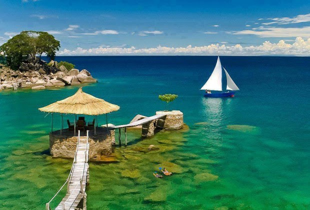 Kaya Mawa Resort Lake Malawi Africa