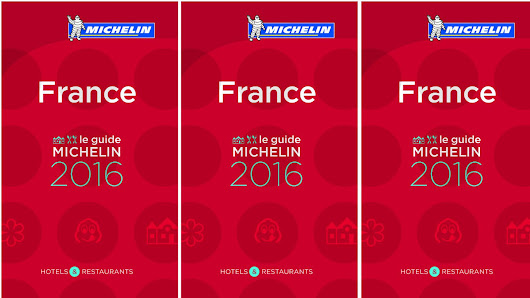 Michelin Reveals 2016 Stars for France