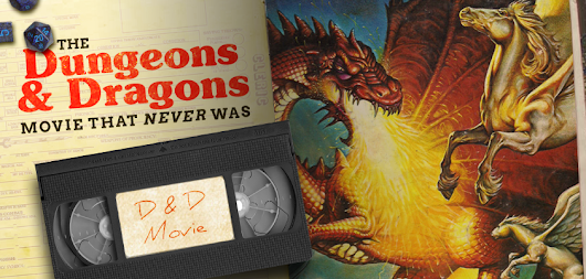 Inside Lost 1980s Dungeons & Dragons Movie Gary Gygax Loved | Tabletop Features | The Escapist
