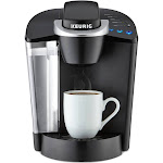 Keurig K50 Classic Series Single Serve Coffee Maker, Black