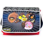 Accessory Innovations Children's Messenger Shoulder Bag, Angry Birds Star Wars