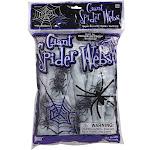 White 240 Gram Spider Webs - 67972 - White - One Size