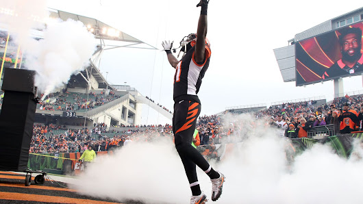 Approval poll: Happy about Bengals re-signing LaFell?