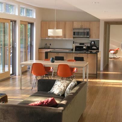 Aluminum Kitchen Cabinet Design Small Open Living Room