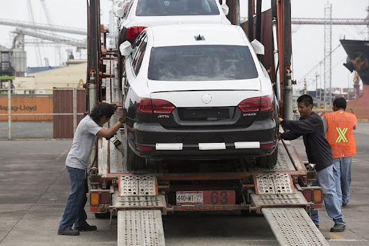 Mexican auto exports rise 16% in April