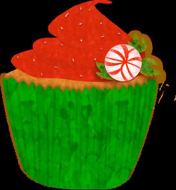 Cake Clip Art Christmas Birthday