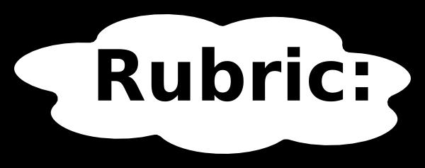 MY CECYT ENGLISH CLASS: SPEAKING RUBRIC (Family tree)