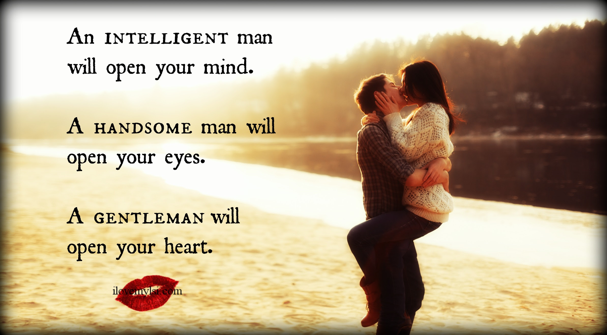 A Gentleman Will Open Your Heart I Love My Lsi