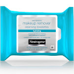 Neutrogena Make-Up Remover Cleansing Towelettes, Hydrating - 25 count