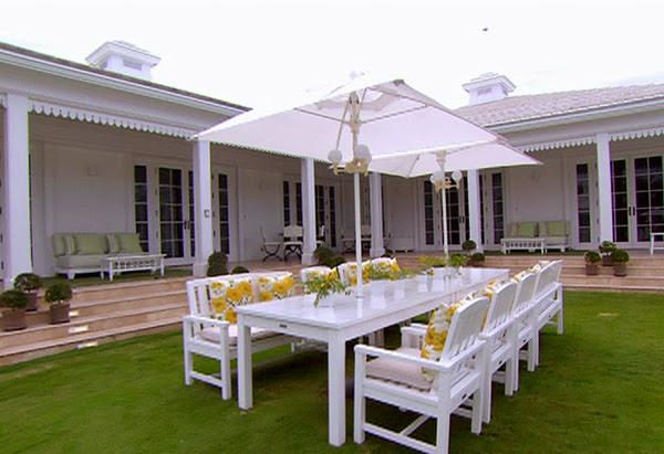 Celine Dion's House Tour - The Pool - Oprah.