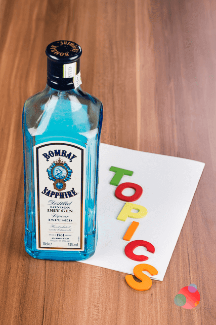 Gin and Topics: It's Life Notes and Love Notes